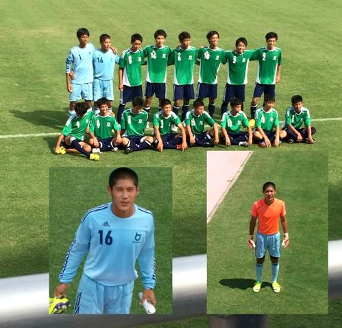 佐藤壮太(8期生/米子北高校1年)、わかやま国体に出場します!